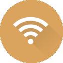 Wifi на территории отеля