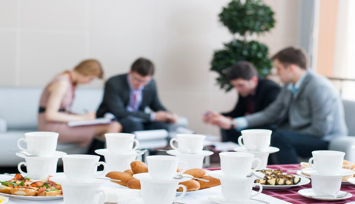 Выгодные кофе паузы на ваших конференциях