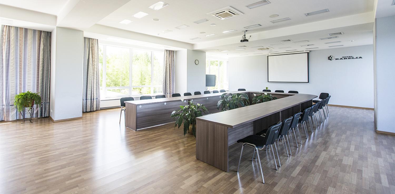 Конференц-зал отеля Карелия